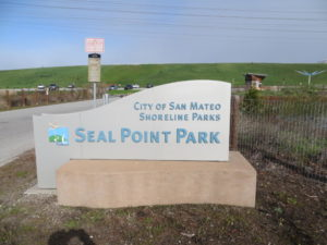 Seal Point Park Sign