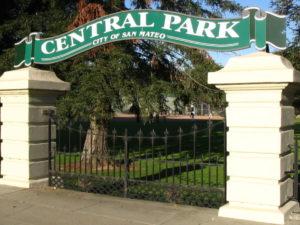 Central Park, San Mateo CA